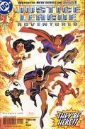 Justice League Adventures (2002) 1