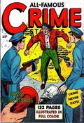 All Famous Crime Stories (1949 Fox Giant) NN