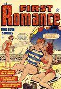 First Romance Magazine (1949) 1