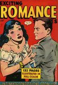 Exciting Romance Stories (1949 Fox Giant) 0