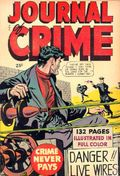 Journal of Crime (1949 Fox Giant) 0