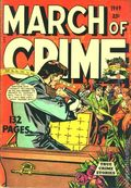 March of Crime (1949 Fox Giant) 0B