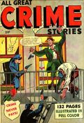 All Great Crime Stories (1949 Fox Giant) 0