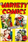 Variety Comics (1946,1950 Fox Giant) 1950
