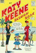 Katy Keene Fashion Book Magazine (1955) 17