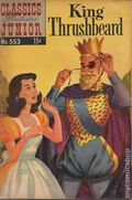Classics Illustrated Junior (1953 - 1971 1st Print) 553