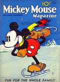 Mickey Mouse Magazine (1935-1940 Western) Vol. 1 #4