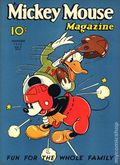 Mickey Mouse Magazine (1935-1940 Western) Vol. 2 #2