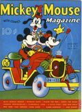Mickey Mouse Magazine (1935-1940 Western) Vol. 2 #11