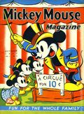 Mickey Mouse Magazine (1935-1940 Western) Vol. 2 #13