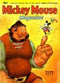 Mickey Mouse Magazine (1935-1940 Western) Vol. 4 #1