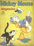 Mickey Mouse Magazine (1935-1940 Western) Vol. 4 #4