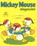 Mickey Mouse Magazine (1935-1940 Western) Vol. 5 #7