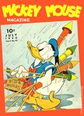 Mickey Mouse Magazine (1935-1940 Western) Vol. 5 #10