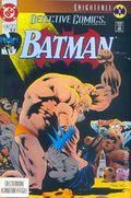 Detective Comics (1937 1st Series) 659REP