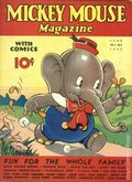 Mickey Mouse Magazine (1935-1940 Western) Vol. 2 #9