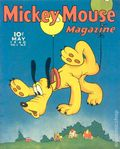 Mickey Mouse Magazine (1935-1940 Western) Vol. 5 #8