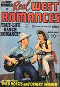 Real West Romances Vol. 1 (1949) 1