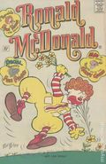 Ronald McDonald Promo Reprint (1970) 1