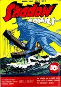 Shadow Comics (1940 Street & Smith) Vol. 2 #3