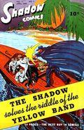 Shadow Comics (1940 Street & Smith) Vol. 7 #1