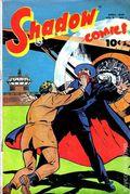 Shadow Comics (1940 Street & Smith) Vol. 9 #1