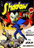 Shadow Comics (1940 Street & Smith) Vol. 3 #1
