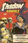 Shadow Comics (1940 Street & Smith) Vol. 4 #7