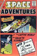 Space Adventures (1952 1st series) 33