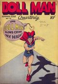 Doll Man Quarterly (1941 Quality) 13