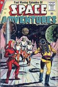 Space Adventures (1952 1st series) 21