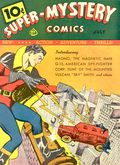 Super Mystery Comics (1940) Vol. 1 #1