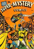 Super Mystery Comics (1940) Vol. 2 #2