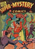 Super Mystery Comics (1940) Vol. 2 #5