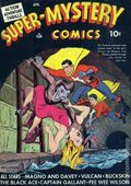 Super Mystery Comics (1940) Vol. 3 #1