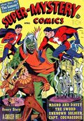 Super Mystery Comics (1940) Vol. 3 #4