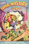 Super Mystery Comics (1940) Vol. 4 #2
