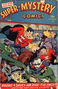 Super Mystery Comics (1940) Vol. 4 #5