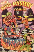 Super Mystery Comics (1940) Vol. 5 #2