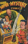 Super Mystery Comics (1940) Vol. 5 #5