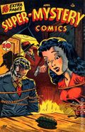 Super Mystery Comics (1940) Vol. 6 #5