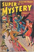 Super Mystery Comics (1940) Vol. 7 #1