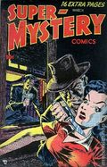 Super Mystery Comics (1940) Vol. 7 #4