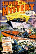Super Mystery Comics (1940) Vol. 8 #1