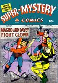 Super Mystery Comics (1940) Vol. 1 #6