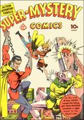 Super Mystery Comics (1940) Vol. 2 #3