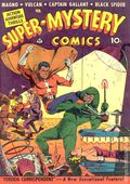 Super Mystery Comics (1940) Vol. 2 #6