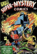 Super Mystery Comics (1940) Vol. 3 #3