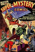 Super Mystery Comics (1940) Vol. 3 #6