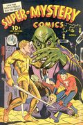 Super Mystery Comics (1940) Vol. 4 #6